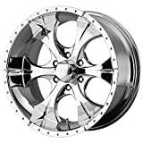 "Helo HE791 Chrome Wheel - (15x8""/5x5"")"