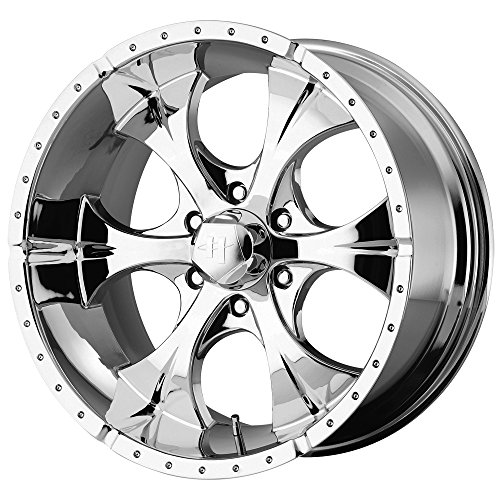 Helo HE791 Chrome Wheel - (17x9