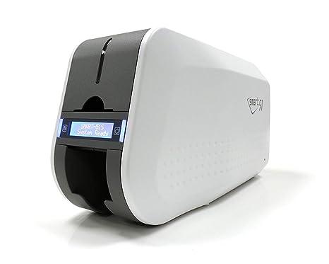 IDP Smart 51s una cara plástico impresora de tarjetas ...