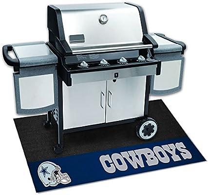 e04116942 Amazon.com  FANMATS NFL Dallas Cowboys Vinyl Grill Mat  Automotive
