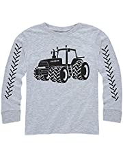 Country Casuals Magnum Outline - Toddler Long Sleeve Tee