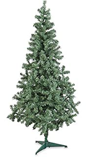 8c056154fd3 Details about New Big Size 6 Feet Tall Christmas Tree With Stand Holiday  Season Indoor