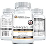 Neuropaquell. Clinical Strength Neuropathy Pain Relief. Advanced Nerve Support Formula.
