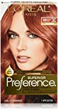 L'Oréal Paris Superior Preference Permanent Hair Color, RR-07 Intense Red Copper