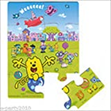 Wow! Wow! Wubbzy! Puzzle / Favors (4ct)