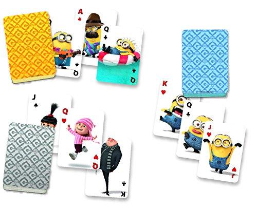 Minions Card Tin (Pack of 3) (Minion Play Card)