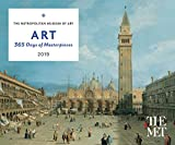 Art: 365 Days of Masterpieces 2019 Desk Calendar