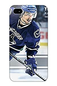 Ellent Design Vancouver Canucks Nhl Hockey 71 Phone Case For Iphone 5/5S Premium Tpu Case For Thanksgiving Day's Gift