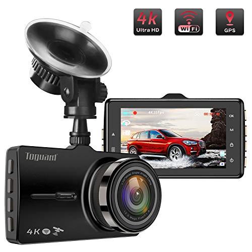 TOGUARD 170%C2%B0Wide Dashboard G Sensor Recording product image
