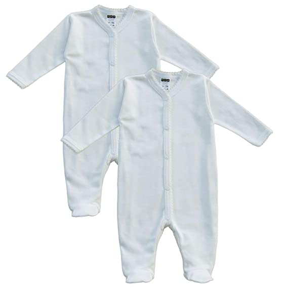 Care Unisex Baby Schlafstrampler im 2er Pack