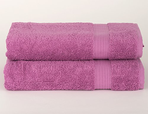 TowelSelections Sunshine Collection Soft Towels 100% Turkish Cotton 2 Bath Towels Crocus
