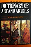 The Penguin Dictionary of Arts and Artists, Peter Murray and Linda Murray, 0140512101