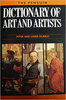 Book Dictionary of Art and Artists (Penguin reference)