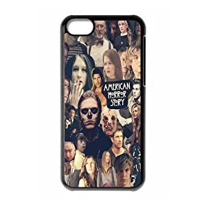 American Horror Story Coven DIY Case for Iphone 5C, Custom American Horror Story Coven Case