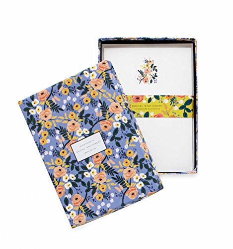 Flat Stationery Note Cards - 1