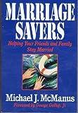 Marriage Savers, Michael J. McManus, 0310482410