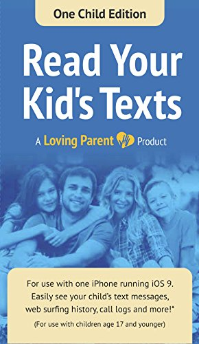 Read Your Kid's Texts - Remotely Monitor iPhone Text Messages, SMS, iMessages, Web History & More. The Best iPhone Parental Controls. Don't Be a Cell Spy. Be a Loving Parent!