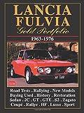 Lancia Fulvia Gold Portfolio, 1963-76 (Road Test Lancia)