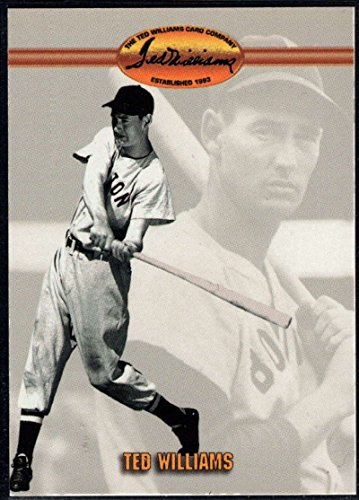 d Williams #1 Ted Williams NM-MT Red Sox ()