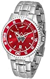 Western State Colorado University Mountaineers-Competitor Steel AnoChrome - Color Bezel