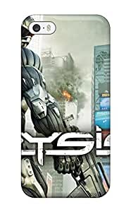 PRaQYIO2854dJdEk Case Cover, Fashionable Iphone 5/5s Case - Crysis 2 Hd
