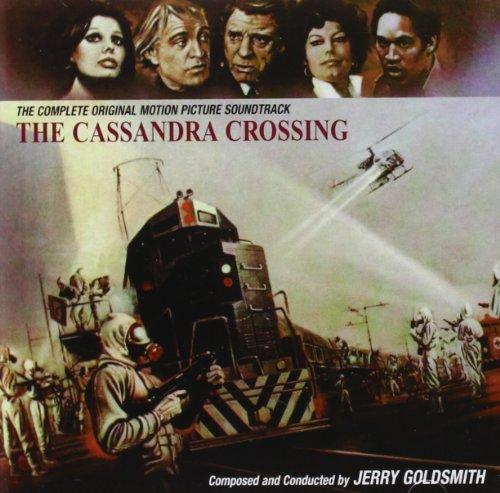 The Cassandra Crossing [Audio CD] Jerry Goldsmith