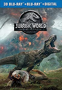 Jurassic World: Fallen Kingdom [Blu-ray] from Universal Pictures Home Entertainment