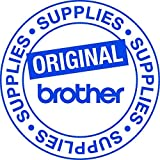 Brother TZe-435 Labelling Tape Cassette, White on