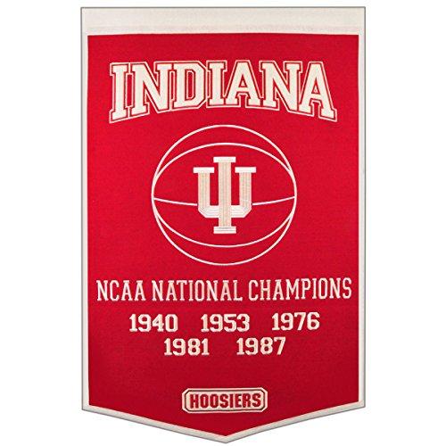 (Winning Streak Indiana Hoosiers Dynasty Banner)