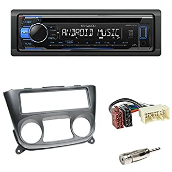 Radio Juego de montaje: Kenwood kdc-w 110ub – USB/receptor de CD