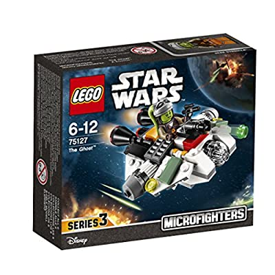 Lego Star Wars Microfighters Series The Ghost (75127)