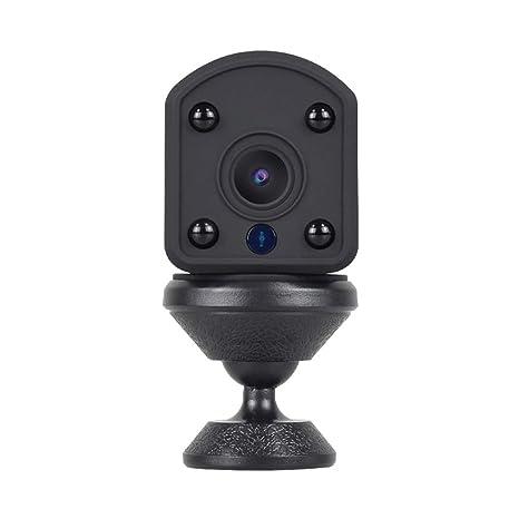 Espía Portátil Oculta Mini Cámara 1080P HD Wireless Home Seguridad Vigilancia Con Visión Nocturna Y Videocámara