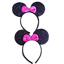 Mickey / Minnie Mouse ears headband for boys girls, parties, Disneyland, + more