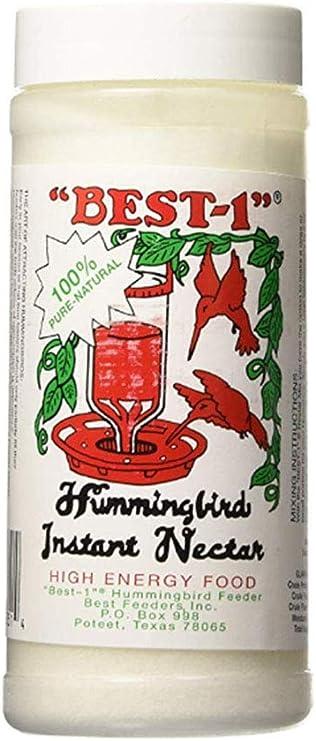 6-Pack Original Best-1 Hummingbird Instant Nectar 14 oz. Makes 56 oz.