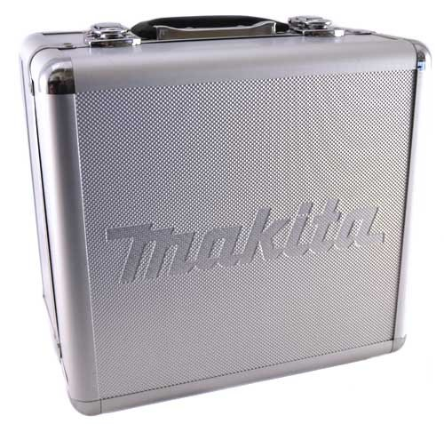 Makita Silver Aluminum Hard Case