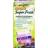 Emergen-C Super Fruit (30 Count, Triple Berry Blast Flavor) Dietary Supplementwith 1000 mg Vitamin C, 0.30 Ounce Packets, Gluten Free Review