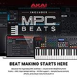 Akai Professional MPK249 | 49 Key Semi Weighted USB