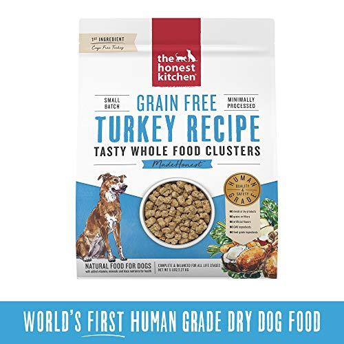 The Honest Kitchen Grain Free Whole Food Clusters Dog Food (Whats The Best Food For Dogs)