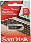 Pen Drive Cruzer Force Sandisk USB 2.0 32GB SDCZ71-032G-B35
