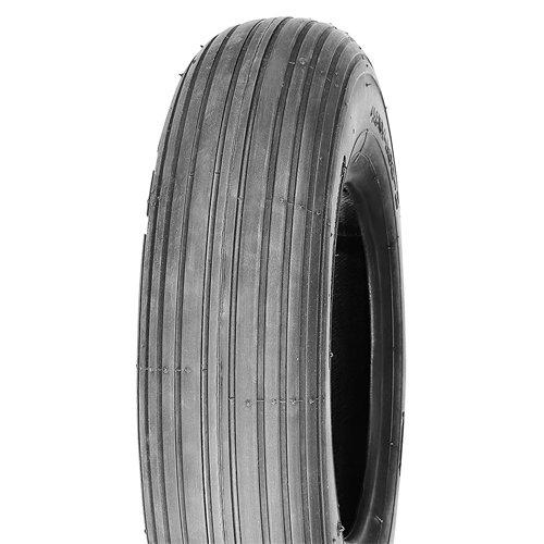 Deli S379 3.50-8 2 Ply Wheel Barrow Or Yard Cart Tire - 450200