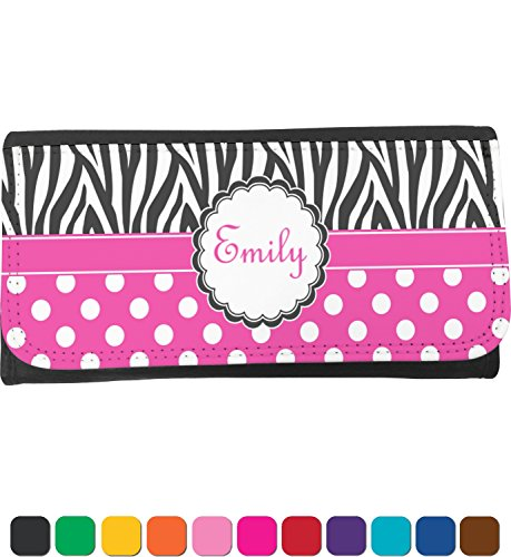 Mom Innovations Zebra Print & Polka Dots Ladies Wallet (P...