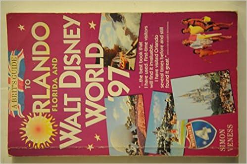 A Brit's Guide to Orlando and Walt Disney World 1997
