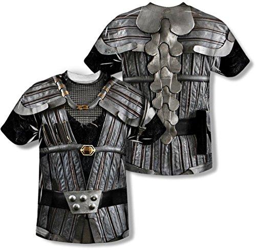 Star Trek - Klingon Uniform Costume Tee (Front/Back