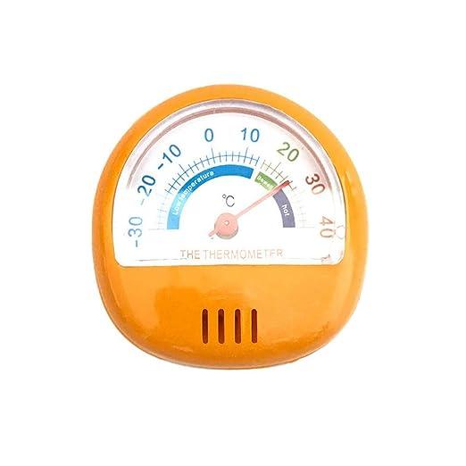 Compra Fliyeong - Termómetro para Nevera y congelador (tamaño ...