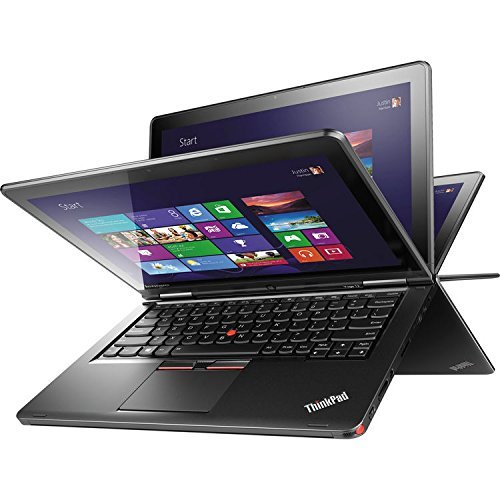 Lenovo Thinkpad Yoga 260 Business 2-in-1 Laptop - 12.5' HD IPS Touchscreen - Intel core i3-6100U 2.3GHz processor - 8GB DDR4 RAM - 256GB SSD- Fingerprint Reader - Windows 10 Home
