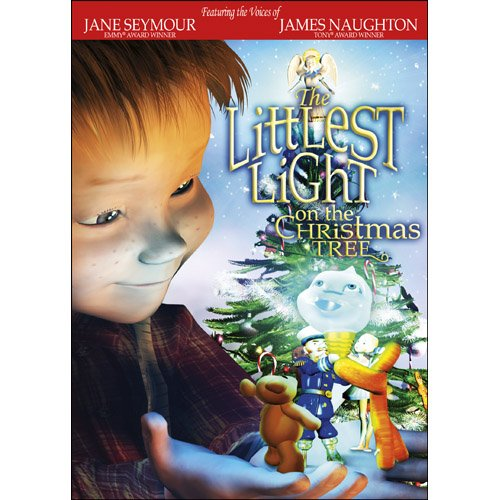 Amazon.com: The Littlest Light On The Christmas Tree: Featuring the ...