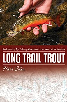 Long trail trout backcountry fly fishing for Backcountry fly fishing