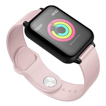 Lovewe Y77 Smart Watch,Heart Rate Monitor Bluetooth ...