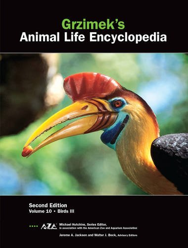 Grzimek's Animal Life Encyclopedia: Birds pdf epub