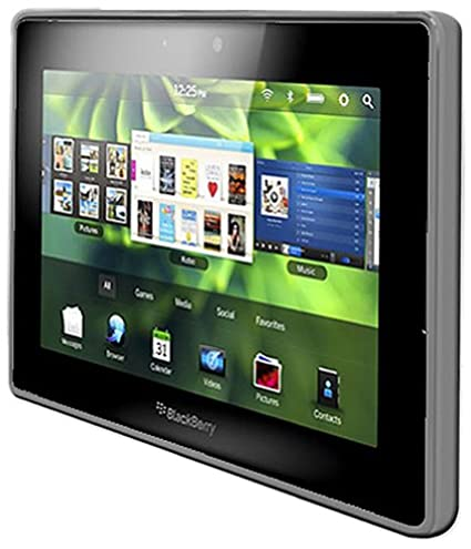 Hip Street TuffSkinz Case for BlackBerry PlayBook (HS-PBTPU